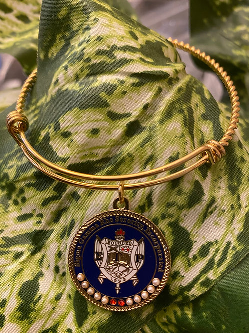SGRho Rhoyal Shield Executive Bracelet