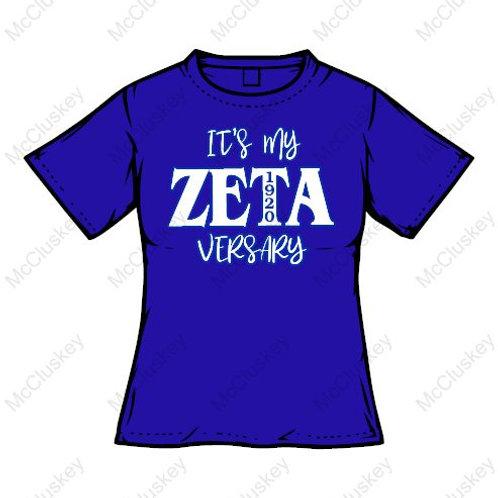 Zetaversary T-Shirt