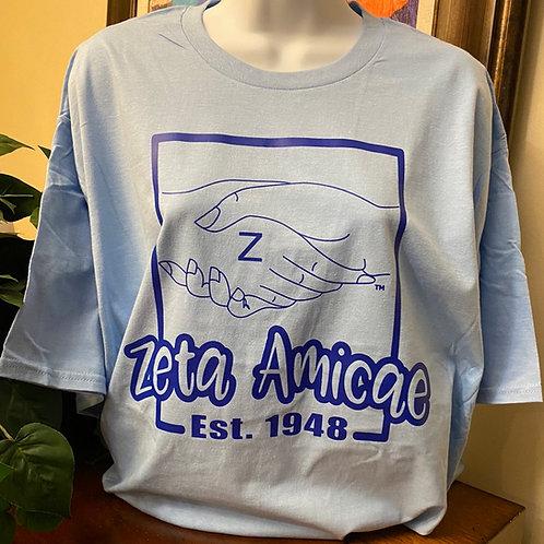 Zeta Amicae T-Shirt