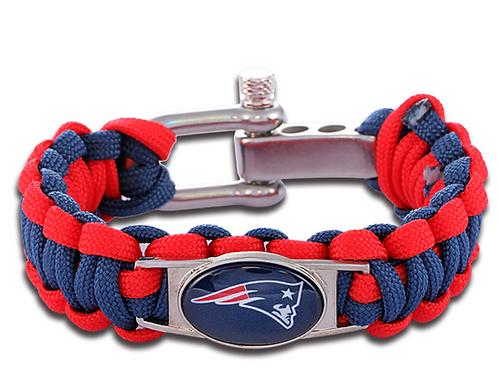 Patriots Corded Bracelet