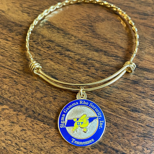 SGRho Tennessee Stainless Bracelet