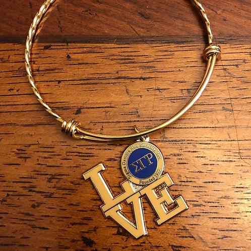 SGRho Love Stainless Bracelet