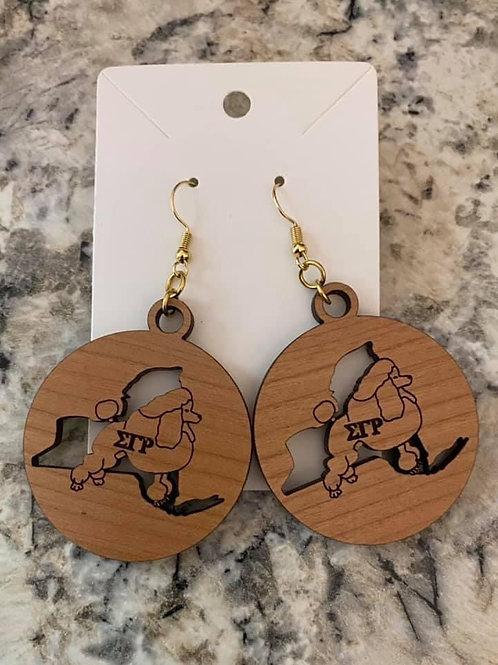 SGRho New York Earrings