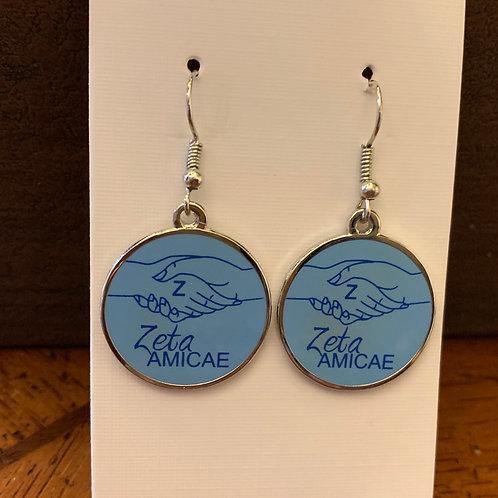 Zeta Amicae New Earrings