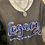 Thumbnail: Zeta legacy V-Neck T-Shirt Bundle (T-Shirt and Pair of Earrings)