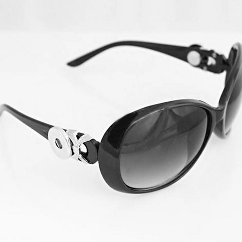 SGRho Black Retro Shades