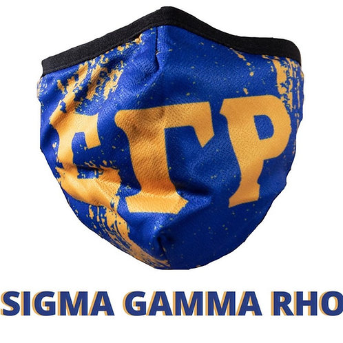 BD Sigma Gamma Rho Filtered Mask
