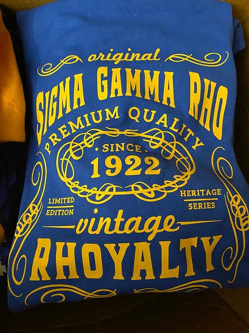 SGRho Rhoyal Vintage T Shirt