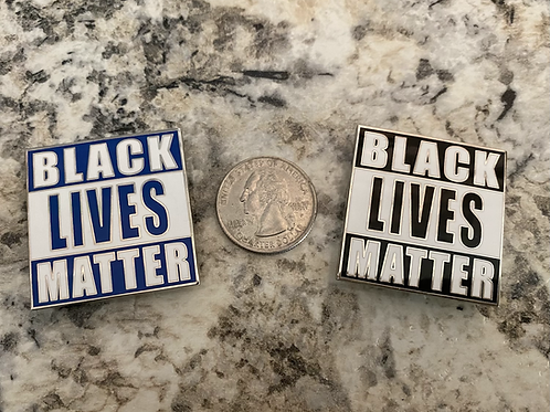 BLM Magnetic Pins