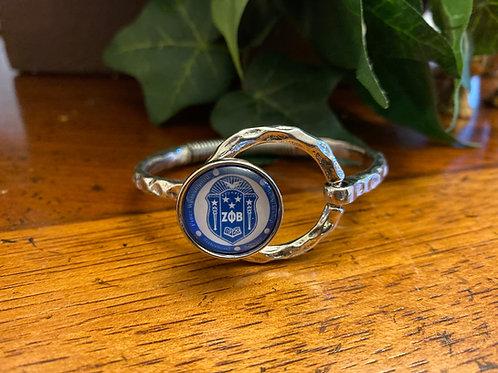 Zeta Adjustable Snap Bracelet