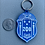 Thumbnail: Zeta Shield Keychain