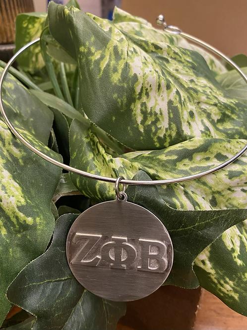 Zeta Stainless Disk Choker