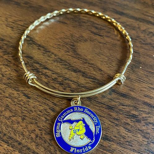 SGRho Florida Stainless Bracelet