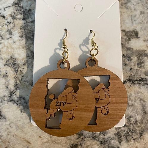 SGRho Vermont Earrings