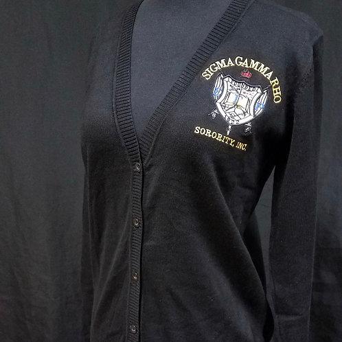BD SGRho Classic Cardigan Sweater (Black)