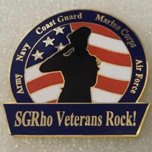 SGRho  Veterans Rock