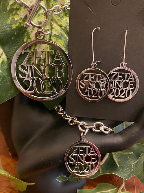 Zeta Since  (2010-2020) Stainless Complete Set