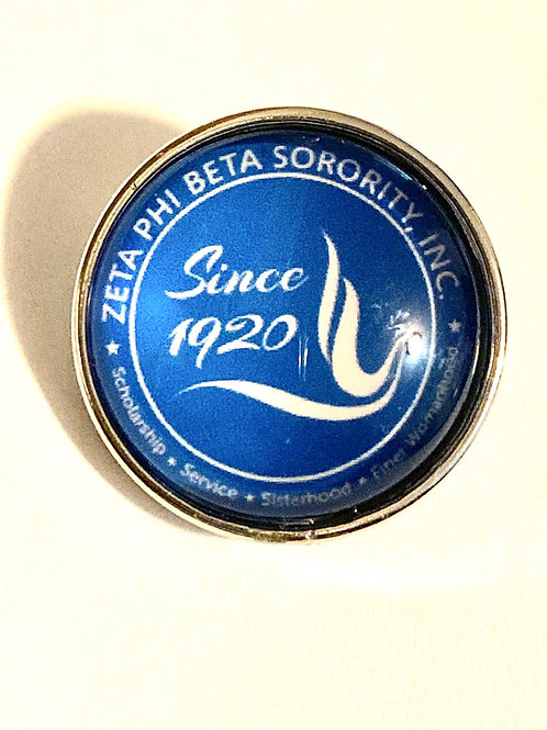 Since 1920 Blue Snap