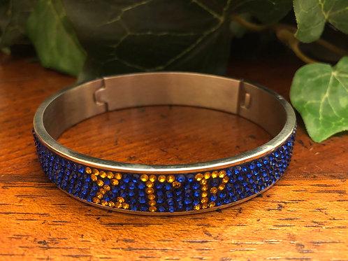 Sigma Gamma Rho Crystal Bracelet