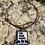 Thumbnail: Zeta Fine, Finer, Finest Stainless Bracelet
