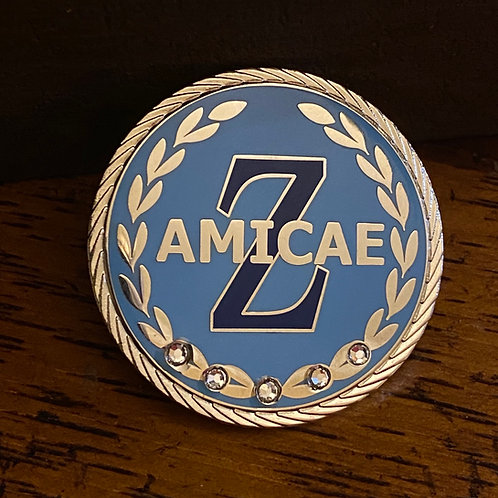 Amicae Z Lapel Pin