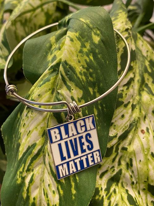 Black Lives Matter Stainless Bracelet