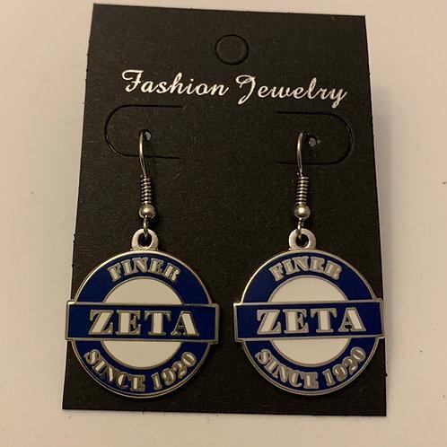 Zeta Finer Since 1920 Earrings