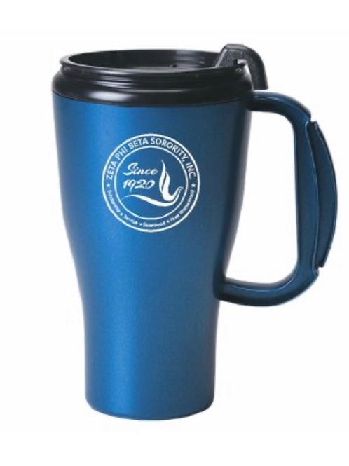 Zeta Phi Beta Car Cup