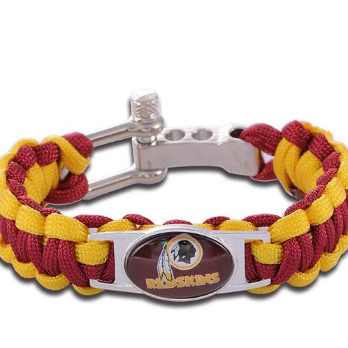 Redskins Corded Bracelet