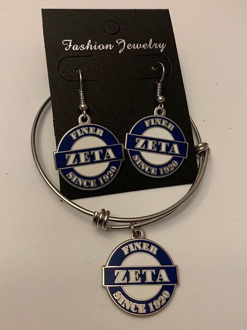 Zeta Finer Since 1920 Set