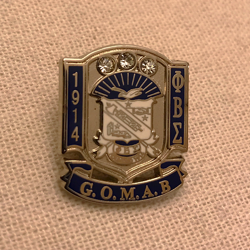 Sigma G.O.M.A.B. Lapel