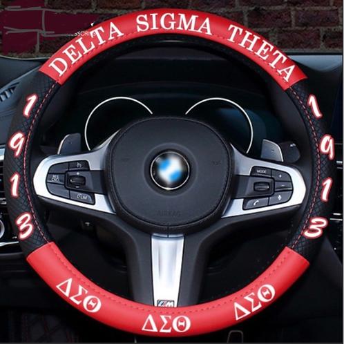 Delta Steering Wheel Cover