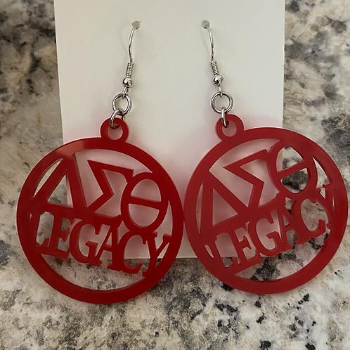 Delta Legacy Earrings