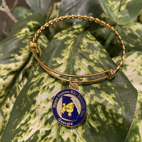SGRho Georgia Stainless Bracelet