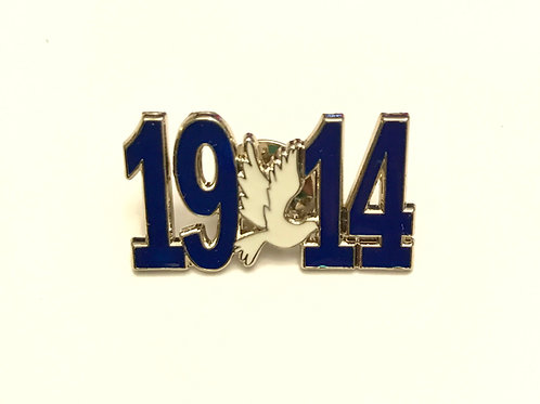 1914 Sigma Lapel Pin