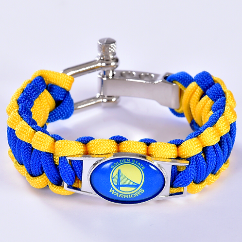 Golden State Corded Bracelet