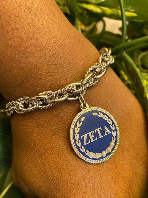 Zeta Stainless Z Series Bracelet #4
