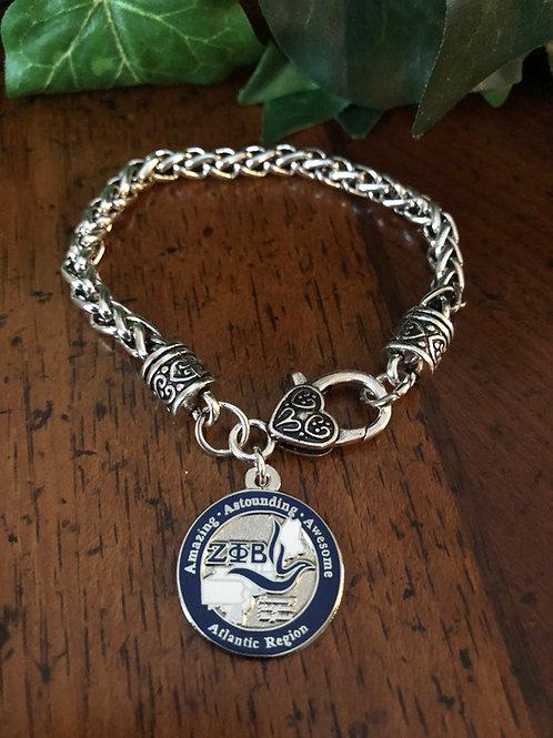 Zeta Atlantic Region Lobster Claw Bracelet