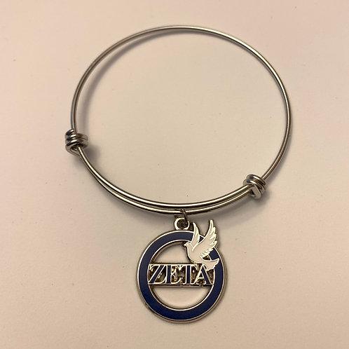 Zeta Stainless Bracelet