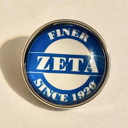 Finer Zeta Since 1920 Snap