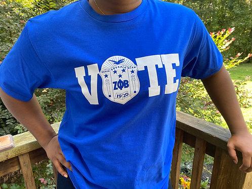 Shield Vote T-Shirt