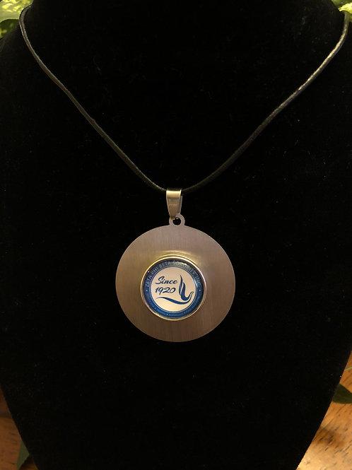 Zeta Stainless Steel Necklace