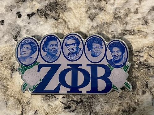 PREORDER: Zeta Founders' Pin