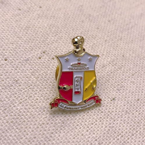 Kappa Alpha Psi Shield Lapel Pin
