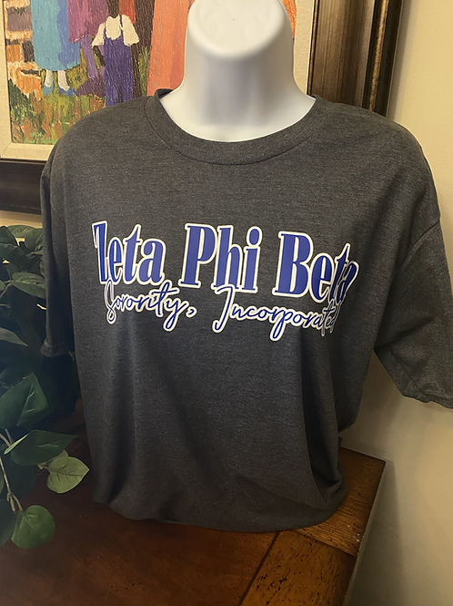Zeta Phi Beta Sorority T-shirt