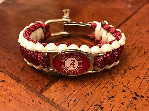 Alabama Corded Bracelet