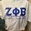 Thumbnail: Zeta Phi Beta Sorority #2 T-shirt