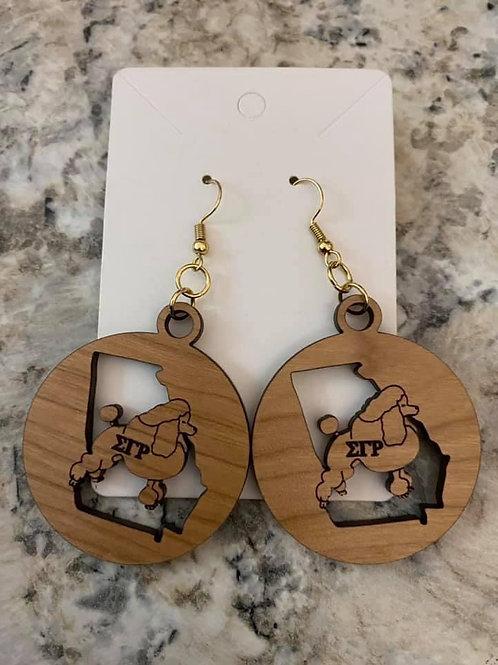 SGRho Georgia Earrings