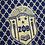 Thumbnail: Zeta White Shield Diamond Chiffon Scarf
