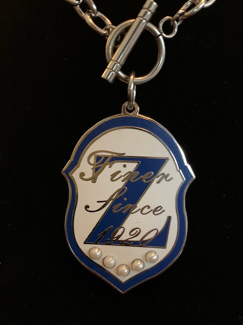 Finer Since 1920 Z Necklace